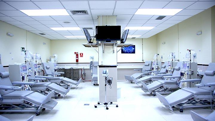 Nephrocare dialysis centres clinic centro de for Centro de salud ciudad jardin